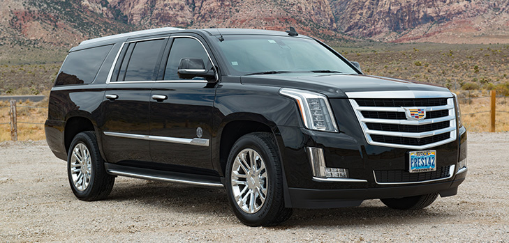 Luxury SUV Limo Service in Las Vegas - Presidential Limousine